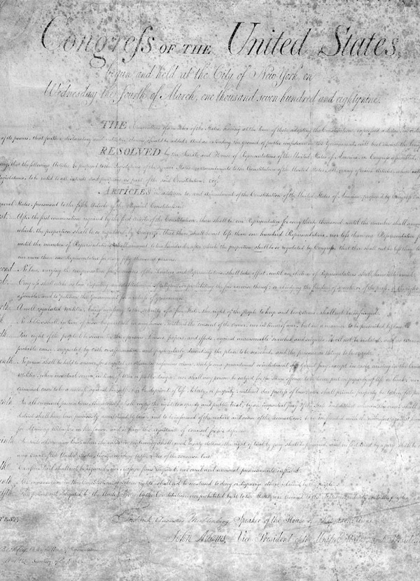 an overview of the establishment of the constitution and the federalist administration in the united The federalist debates: balancing power between state and federal governments  constitution of the united states—a history  overview of the period of.
