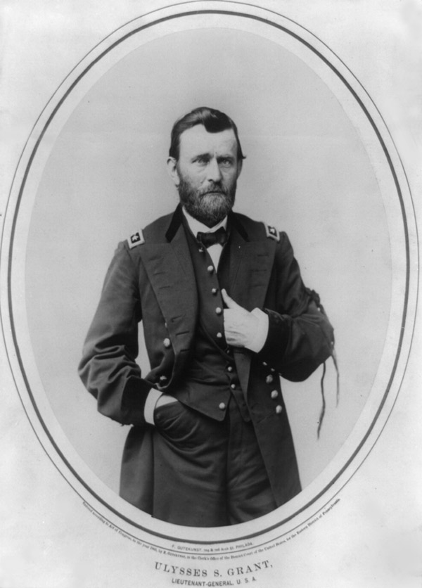 ulysses grants life at the military Abstract at the time of his death in 1885, ulysses s grant was widely  regarded by his  finest pieces of writing in american military history.