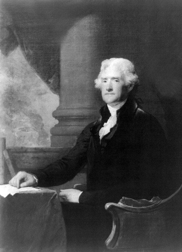 an analysis of notes on the state of virginia by thomas jefferson Thomas jefferson: radical and racist mainly from notes on the state of virginia is valuable principally for its analysis of jefferson's position on free.