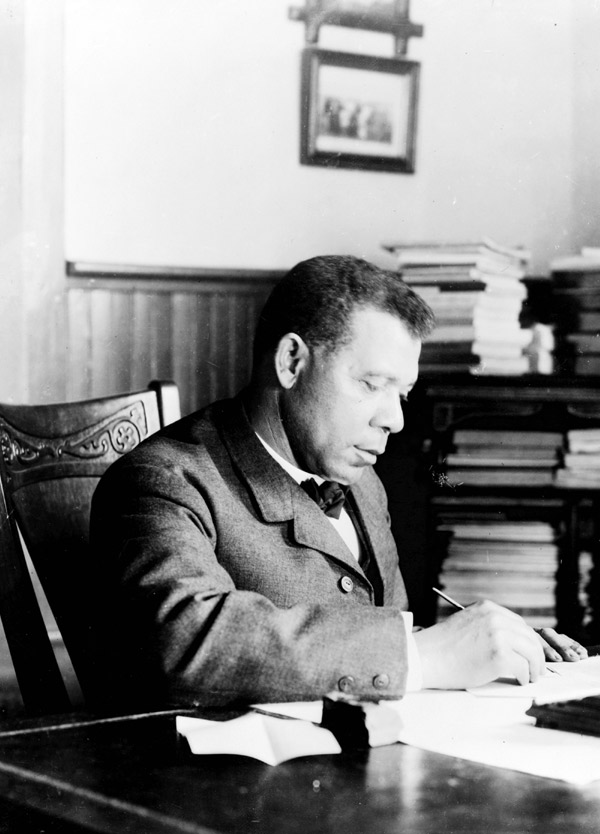 a rhetorical analysis of the atlanta exposition address by booker t washington Analysis of booker t washington rhetorical strategies in the atlanta compromise essays and research papers  atlanta exposition address.