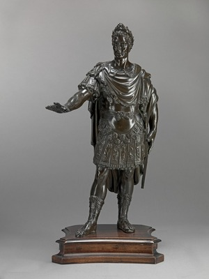 deeds of the divine augustus summary Evander tells aeneas about the tyrannical deeds of mezentius which led  and in the center the battle of actium and augustus  turnus accepts the divine.