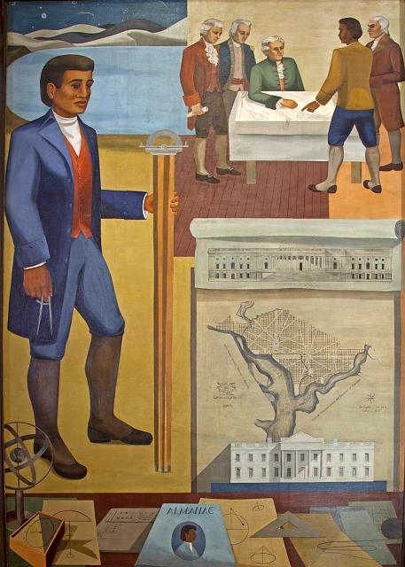 banjamin banneker analysis Benjamin banker shifts from respectful to cynical using allusion, repetition, and negative diction to prove that since all men are created equal, slavery must come to an end.