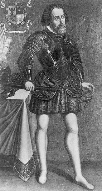 Narrative Letter by Hernán Cortés