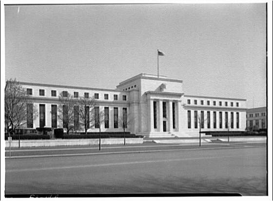 an analysis of the federal reserve system in the united states government Monetary policy in the united states is the responsibility of the: federal reserve the fundamental objective of monetary policy is to assist the economy in achieving:  if the federal reserve system buys government securities from commercial banks and the public.