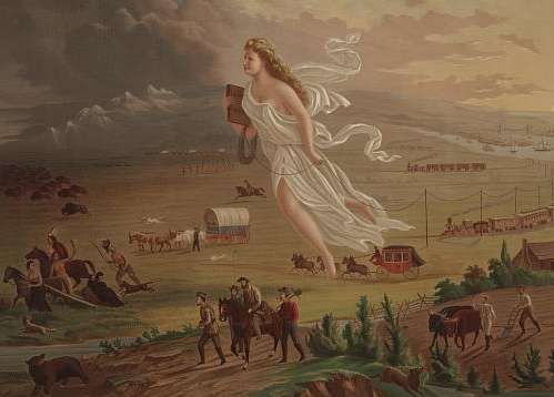 an analysis of turners the frontier in american history Start studying chapter 16 ap us history learn vocabulary, terms, and more with flashcards, games,  ''the significance of the frontier in american history'.