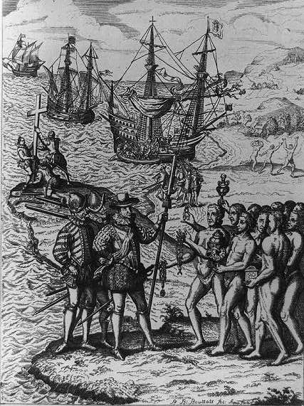 impact of columbus voyages on the indigenous people 2 essay The impact of spanish colonization print  the impacts that their colonization had on the indigenous people in trinidad and tobago  columbus' voyages was a .