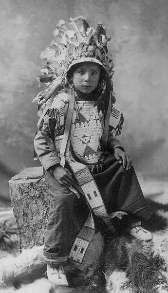 The Indian Boyhood by Dr. Charles Alexander Eastman