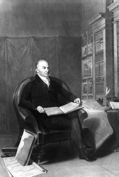 """an introduction to the presidency of john quincy adams Andrew jackson and presidential power john yoo  i introduction  bargain"""" that had thrown the presidency to john quincy adams1."""
