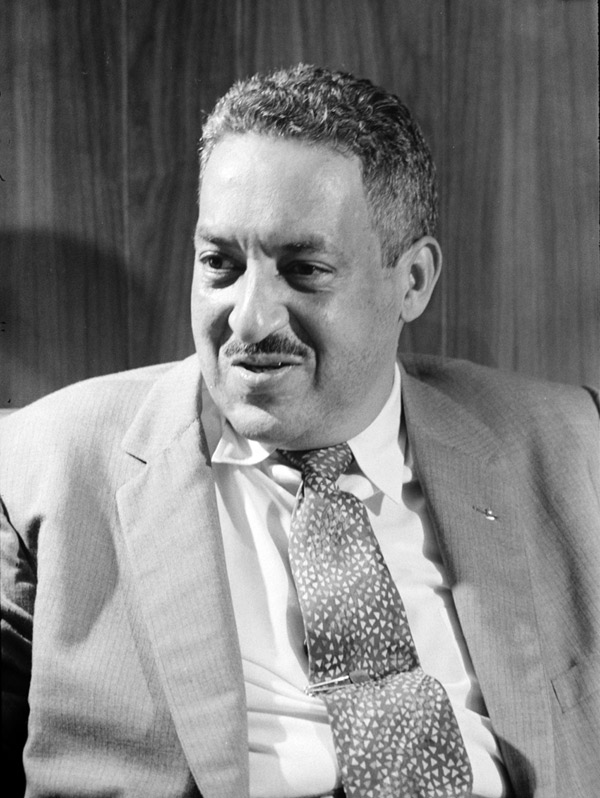 thurgood marshall supreme court. Thurgood Marshall Supreme