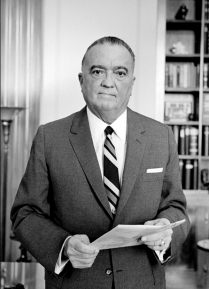 Image for: J. Edgar Hoover: Testimony before the House Un-American Activities Committee