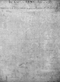 Image for: Declaration of Independence