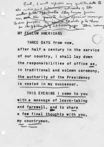 Image for: Dwight D. Eisenhower: Farewell Address