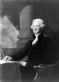 Image for: Thomas Jefferson:  Virginia Act for Establishing Religious Freedom