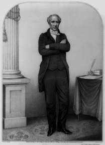 Image for: Sam Houston: Inaugural Address as President of the Republic of Texas