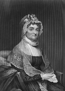 Image for: Abigail Adams: Letter to John Quincy Adams