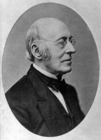 Image for: William Lloyd Garrison: First Liberator Editorial