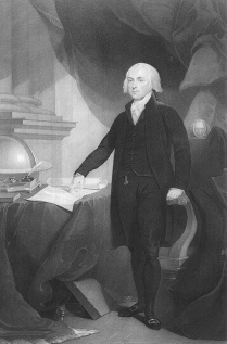 Image for: James Madison: Speech on the New Jersey Plan to the Constitutional Convention