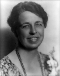 Image for: Eleanor Roosevelt: Resignation from the Daughters of the American Revolution