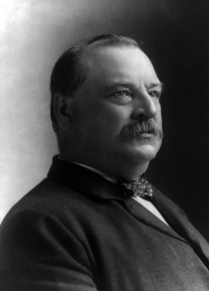Image for: Grover Cleveland: First Inaugural Address