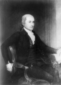 Image for: John Jay: Draft of the Proclamation of Neutrality