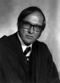 Image for: William Rehnquist: Opinion in United States v. Lopez