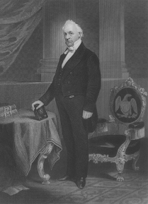 Image for: James Buchanan: Remarks to Congress on Slavery