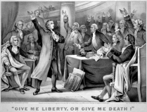 "Image for: Patrick Henry: ""Liberty or Death"" Speech"