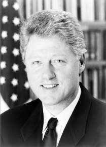 Image for: Bill Clinton: First Inaugural Address