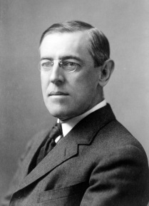 Image for: Woodrow Wilson: Second Inaugural Address