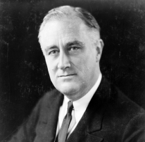 Image for: Franklin D. Roosevelt: First Inaugural Address