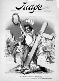 "Image for: William Jennings Bryan: ""Cross of Gold"" Speech"
