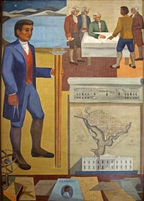 Image for: Benjamin Banneker: Letter to Thomas Jefferson