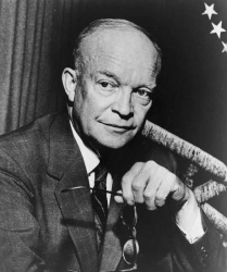 "Image for: Dwight D. Eisenhower: ""Cross of Iron"" Speech"