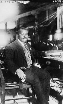 "Image for: Marcus Garvey: ""The Principles of the Universal Negro Improvement Association"""