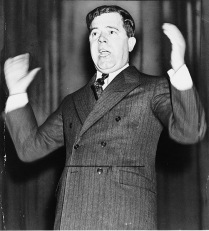 "Image for: Huey Long: ""Our Growing Calamity"" Address"