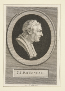 Image for: Jean-Jacques Rousseau: The Social Contract