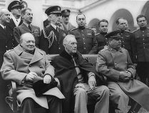 Image for: Yalta Conference Joint Statement